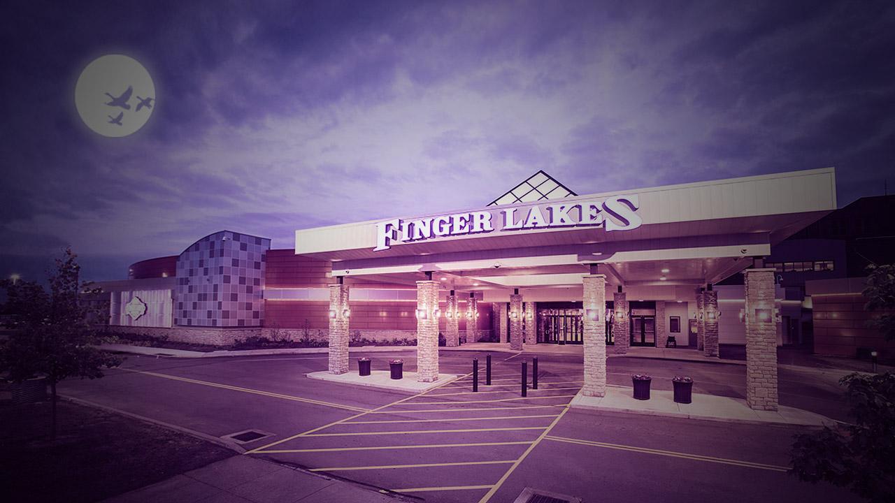 Finger Lakes Gaming & Race Track Heading