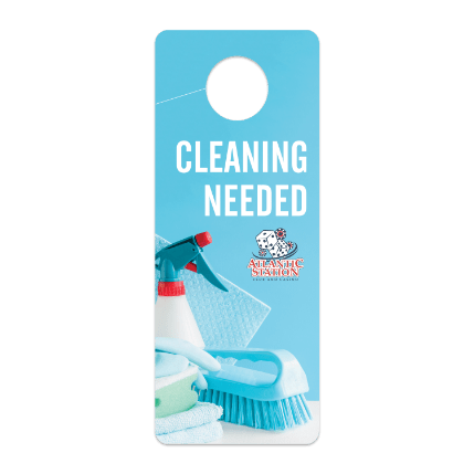 Cleaning Needed